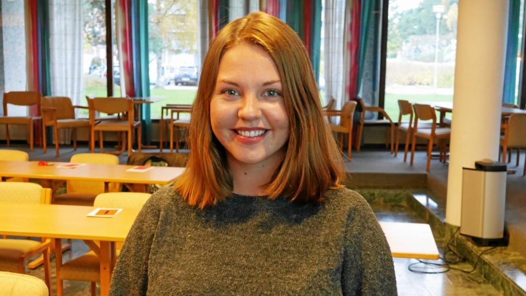 KRITISERER PROSESSEN: SVs Synnøve Kronen Snyen er ikke imponert over reform-prosessen.