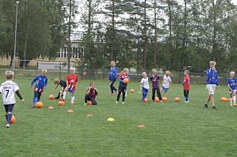KIL Fotballskole 2016