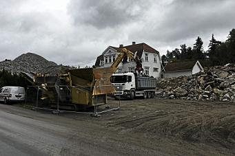 Høy aktivitet på østkanten av Kolbotn