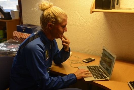 GIR TILBAKE: Solveig Gulbrandsen er faglig ansvarlig for Telenor Xtra.