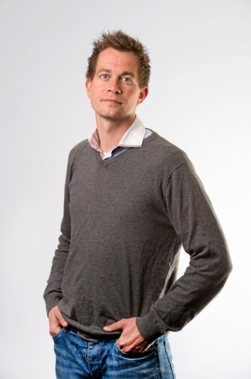 UENIG MED REDAKTØREN: Kronen Snyen mener Oppegård Avis-redaktør Anders Nordheim Dahl er på feilspor.