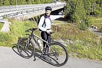 Planlegger sykkelhotell her