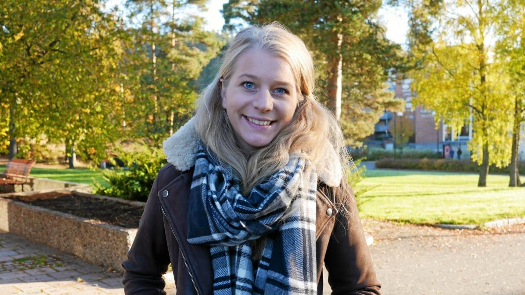 VAR INNSTILT PÅ TOPP: Det gikk ikke Ida Lindtveits vei i nominasjonsvalget i KrF, selv om hun var innstilt på topp, men dette stopper ikke hennes politiske engasjsment,både lokalt og nasjonalt.