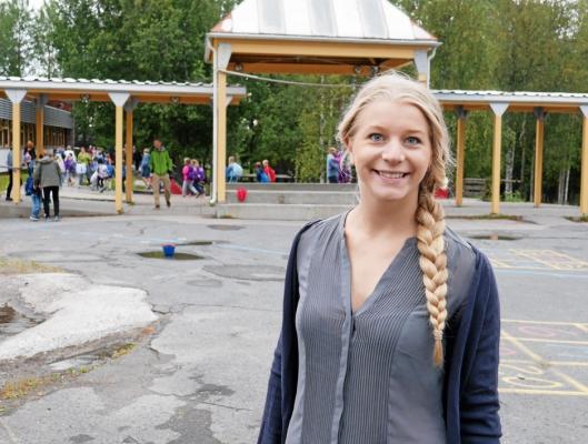 ENGASJERT: Ida Lindtveit er blant annet politisk opptatt av fattigdomsbekjempelse nasjonalt og internasjonalt, en offensiv klima og miljøpolitikk, en human, rettferdig og internasjonalt ansvarlig asyl og innvandringspolitikk, og barn og unges psykiske helse!