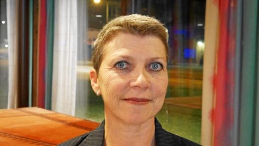 STEMTE FOR: Anne-Beth Skrede (Ap).
