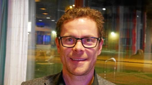 STEMTE MOT: Jens Nordahl .