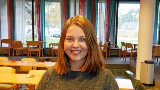 STEMTE MOT: Synnove Kronen Snyen (SV).