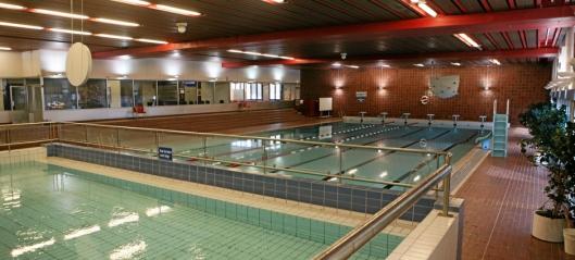 Svømmehallen er åpen igjen