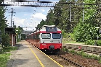 Flere tog innstilt