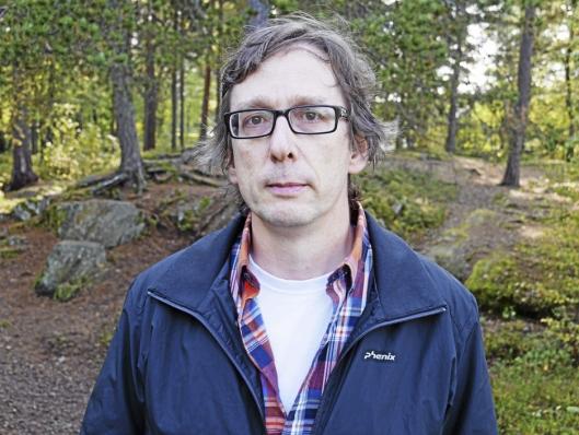 DYPT SJOKKERT: – Jeg er dypt sjokkert over at dette området vurderes for salg, sier Svein Størksen (49).