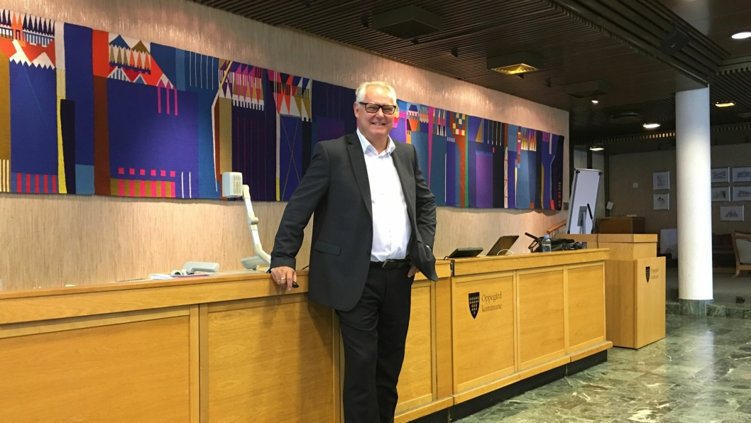 PLANENE FREMOVER: I dag legger rådmannen frem sin innstilling til hvordan kommunen bør drives i årene som kommer.