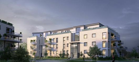 – Dette blir et fantastisk boligområde