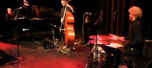 Jazz på hjemmebane.