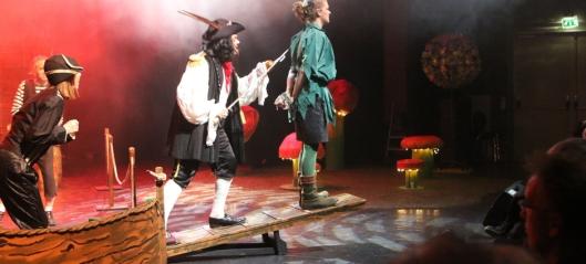 Opplev OPALs Peter Pan
