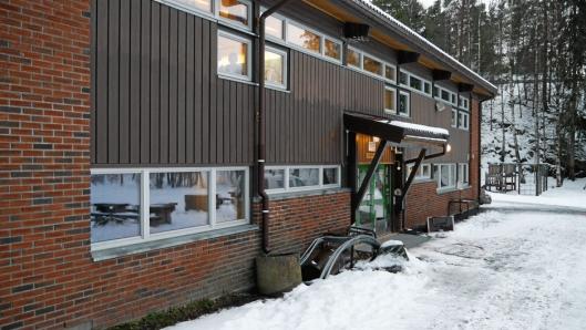BLANT SKOLENE VÅRE: Vassbonn skole.