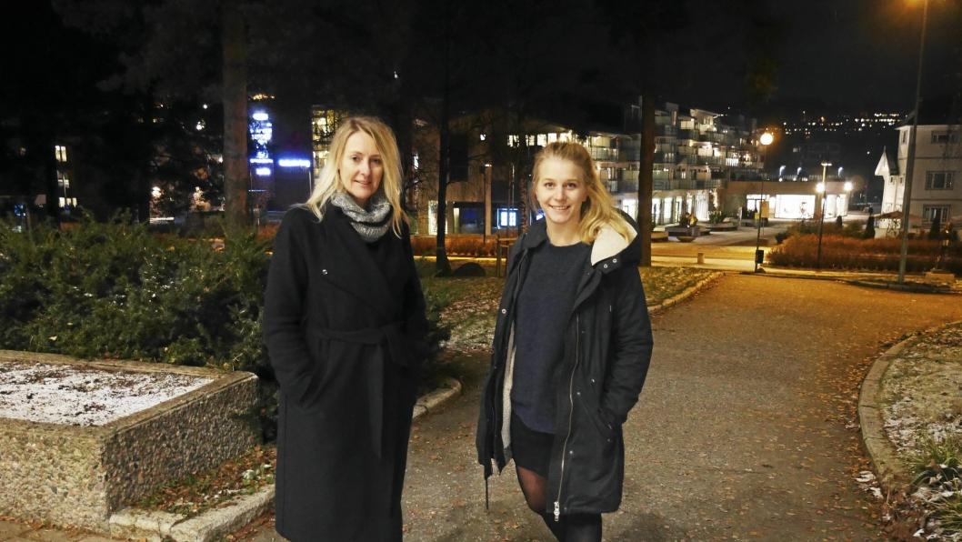 REDEGJØR FOR HØYRE OG KRFS SYN I SKOLEDEBATT-SAKEN: Ida Lindtveit (KrF) og varaordfører Siv Kaspersen (H) forteller gjennom dette innlegget hva som er deres syn på den pågående skoledebatten.