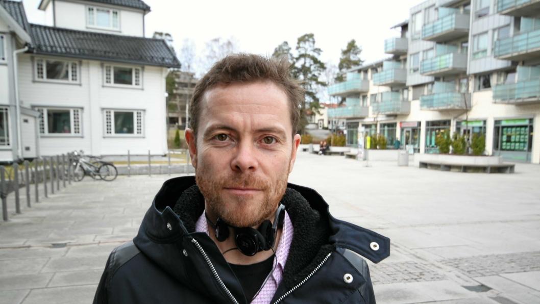 FORESLO: Jens Nordahl fra MDG ønsker busser til Oppegård syd fra Kolbotn.