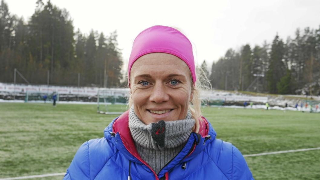 PROFIL: Solveig Gulbrandsen er en av norsk kvinnefotballs største profiler gjennom historien.
