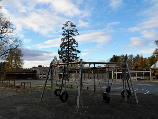 DEN AKTUELLE SKOLEN: Sofiemyrtoppen skole.