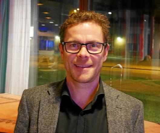 KLAR FOR BOMPENGER: MDGs kommunestyre-representant og leder Jens Nordahl.