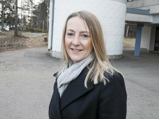IKKE KLAR FOR BOMRING: Høyres Siv Kaspersen er varaordfører i Oppegård, og avviser MDGs forslag om en bomring lokalt i Oppegård.