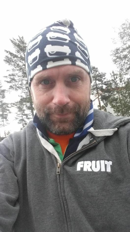 ENGASJERT: Paal Sjøvall er både far og fotballtrener.