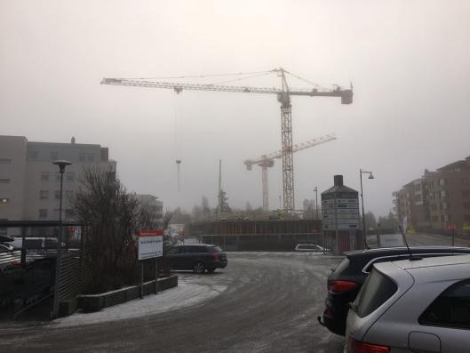 MYE SOM SKJER: Et av objektene DNB Eiendom solgte godt på i fjor er Kantor Terrasse på Kolbotn. Lazar Braathen mener Kolbotn blir det største pressområdet på boligmarkedet i året som kommer.
