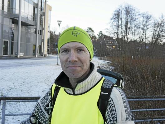 TURLEDER: Rolf Undrum håper mange møter opp.