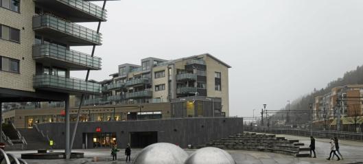 Ønsker å bygge ny, høy boligblokk på Kolbotn torg
