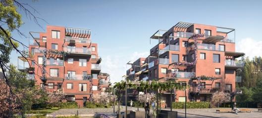 Nytt boligprosjekt i Ormerudveien