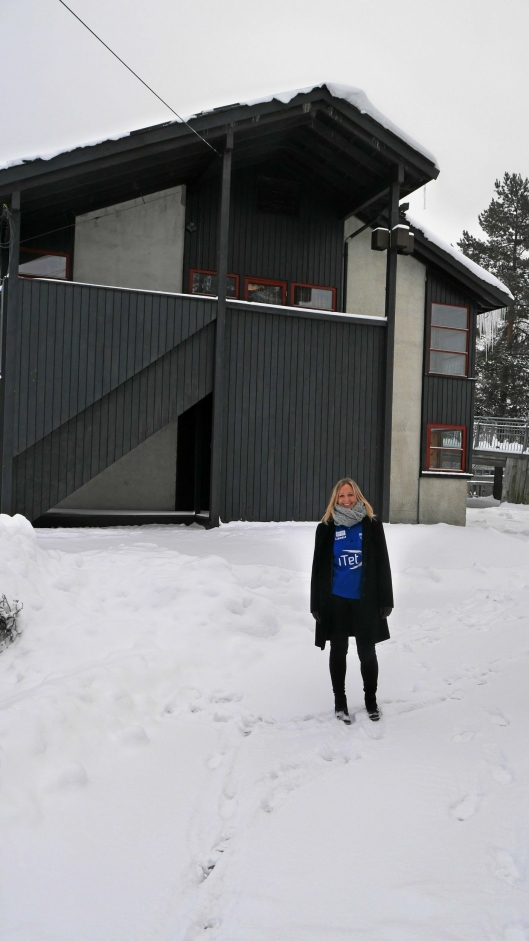 FARVEL TIL KLUBBHUSET: Klubbhuset på Sofiemyr blir nå byttet ut med arbeidssted på Ullevål stadion.