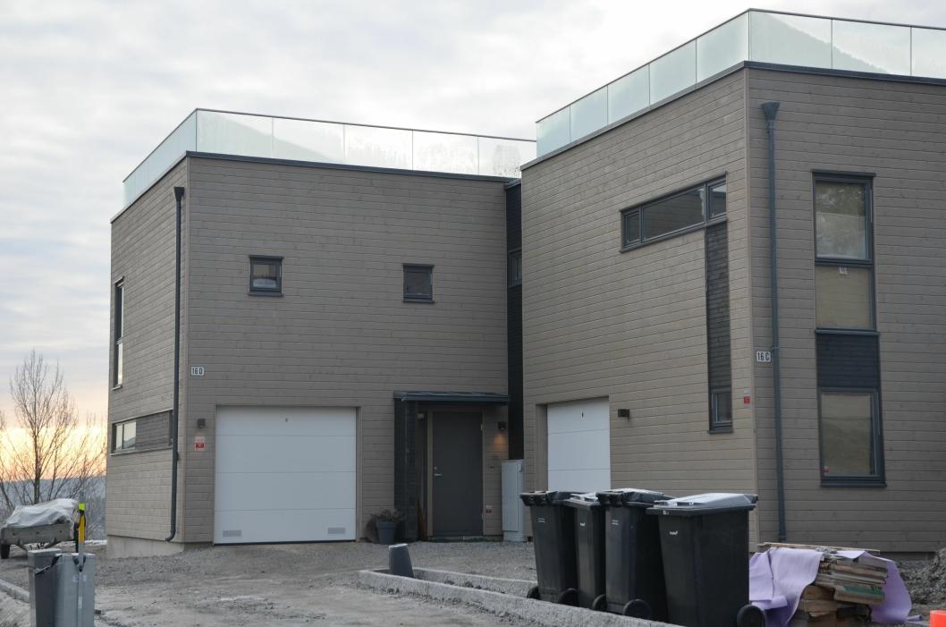HØYT PÅ PRISLISTEN: Denne boligen i Bekkeliveien 16 gikk for 8.690.000 kroner den 16. desember.