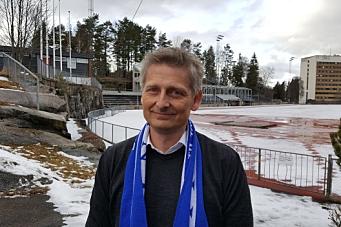 En Einar på kvinnefotball!