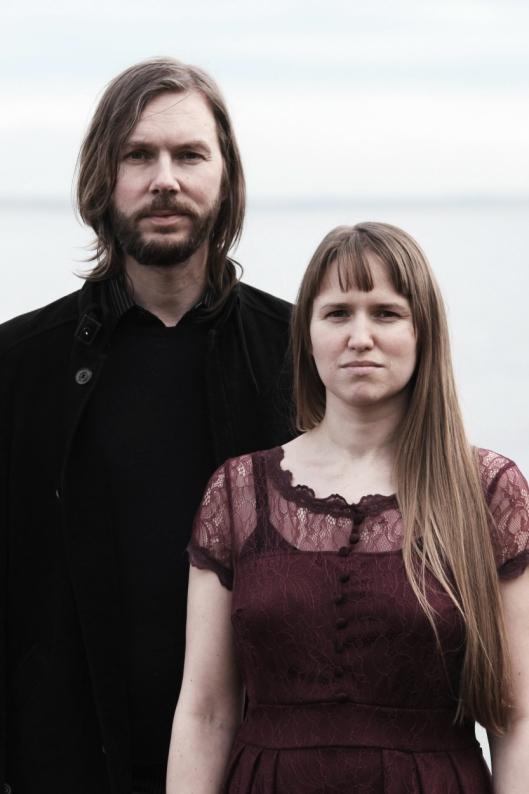 PAR I HJERTER (OG MUSIKK): Ragnhild Zeigler og Kay Skogheim er virkelig et par med søt musikk!