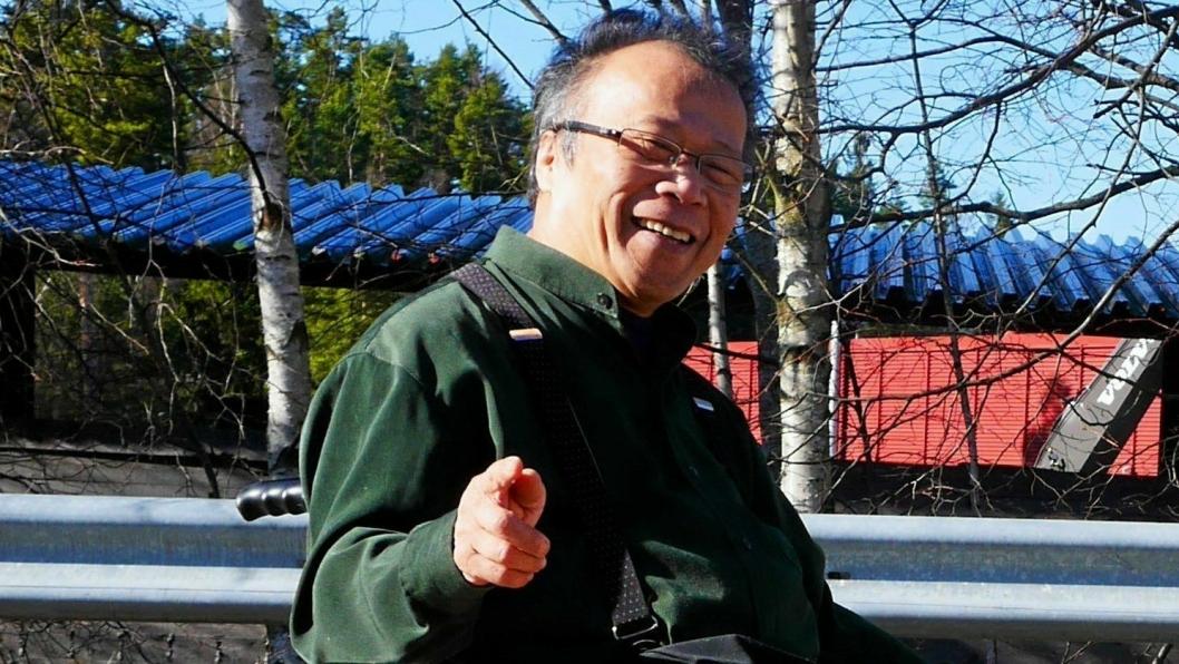 RYDDER OPP:Nguyen Khanh Thanh, lolkallagsleder i Framtiden i våre hender Oppegård, vil rydde opp i kommunen.