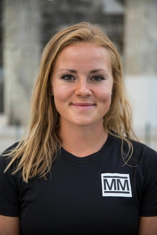 """IMPONERT: Helene Olafsen (27) har imponert med flere rekorder i årets """"Mesternes Mester"""". Nå er hun klar for andre del av semifinalen."""