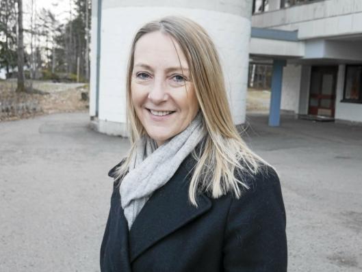 NESTEN PÅ TOPPEN I HØYRE: Varaordfører Siv Kaspersen.