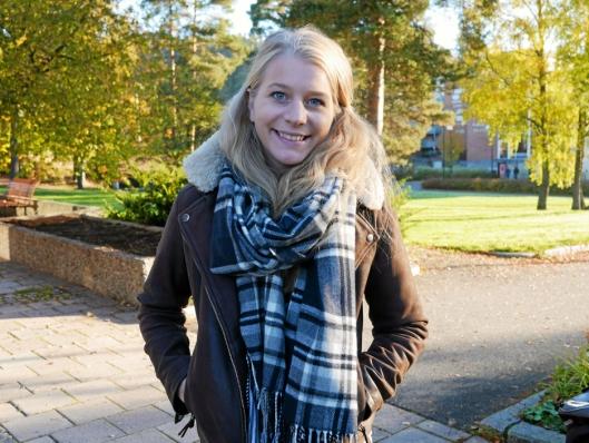 PÅ TOPP I KRF: Ida Lindtveit.