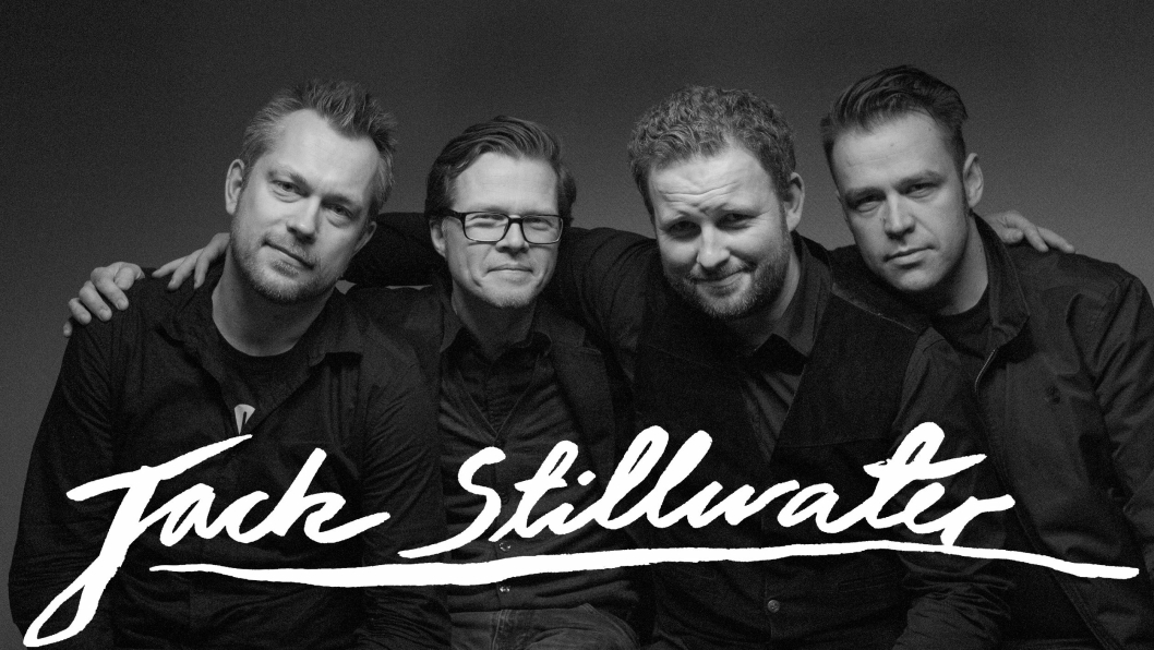 KOMMER TIL KOLBEN: Oppegaard Rock Club har denne gangen invitert Jack Stillwater!