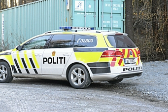 Trafikkulykke på Sofiemyr