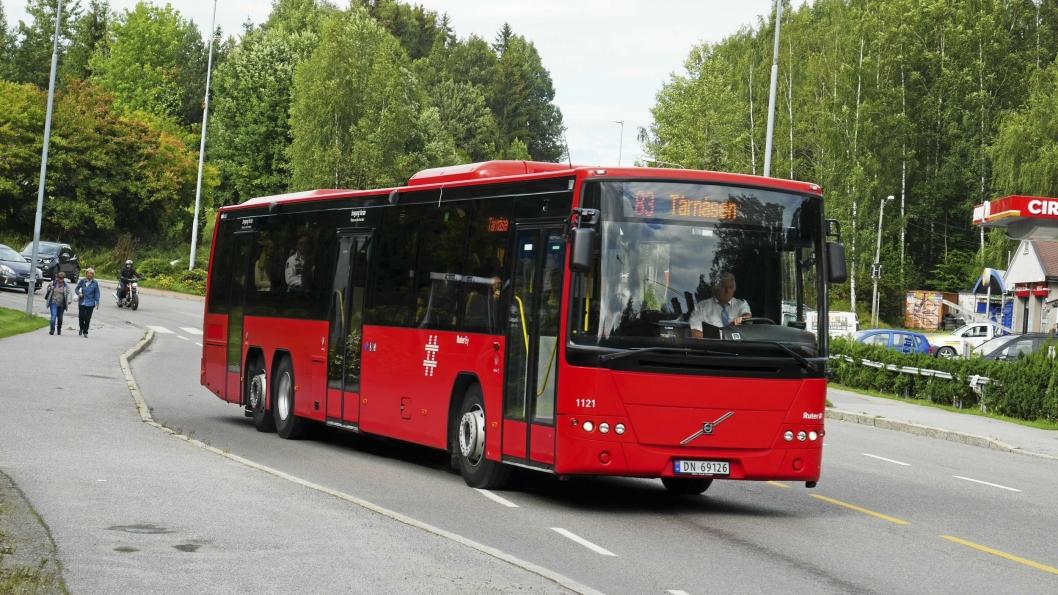 MANGE ENDRINGER: Det skjer mye med Ruters bussruter som trafikkerer gjennom Oppegård om ikke så lenge. Her har du oversikten.