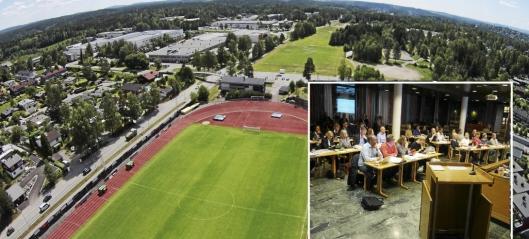 Bygger idrettshall til 236 millioner kroner på Sofiemyr