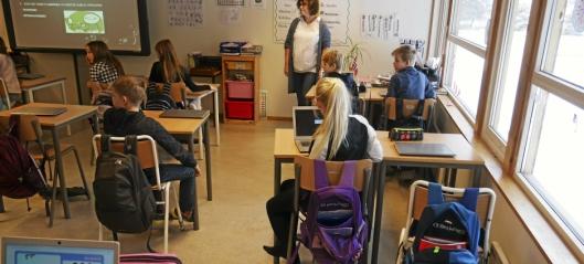 Fire nye lærere til Sofiemyr skole til skolestart