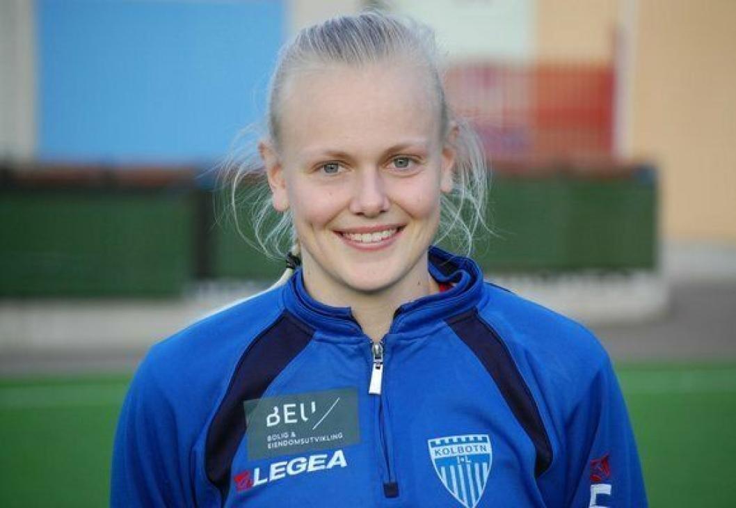 SKÅRTE: Karina Sævik puttet seg på skåringslisten i Bergen.