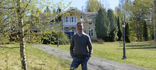 Sjekk planene for «Orkelbog-villaen» om tomtene rundt