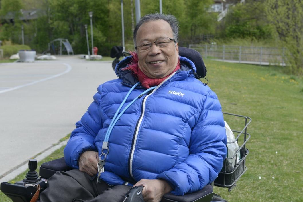 INTIATIVTAKER: Khanh Thanh Nguyen i Framtiden I Våre Hender var mannen som dro i gang det hele.