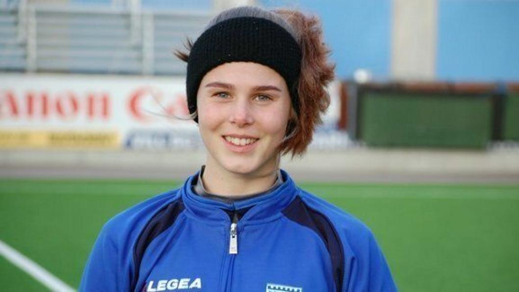 KLAR: Kolbotn møter Stabæk borte fredag. Nora Eide Lie er på plass.