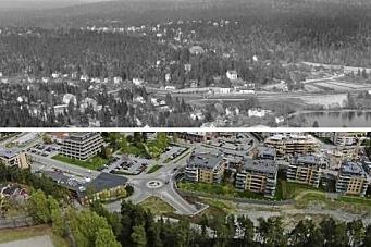 1963-2017: Sjekk forskjellen på Kolbotn!