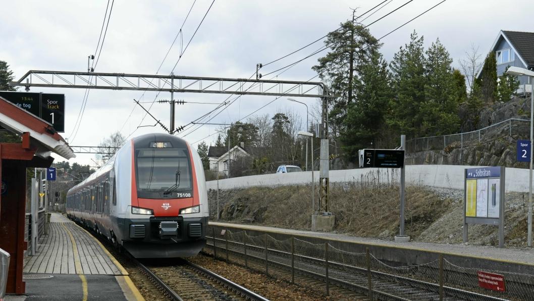 ENDRINGER: Naturlig nok blir det en del store endringer i kollektivtrafikken på 17. mai.