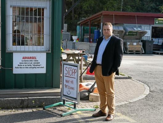 VIL FORLATE FOLLO REN: – Vi ønsker oss et aktivt eierskap i ROAF, men det er normalt at Oppegård og Ski har ulike syn på saken, sier ordfører Thomas Sjøvold.